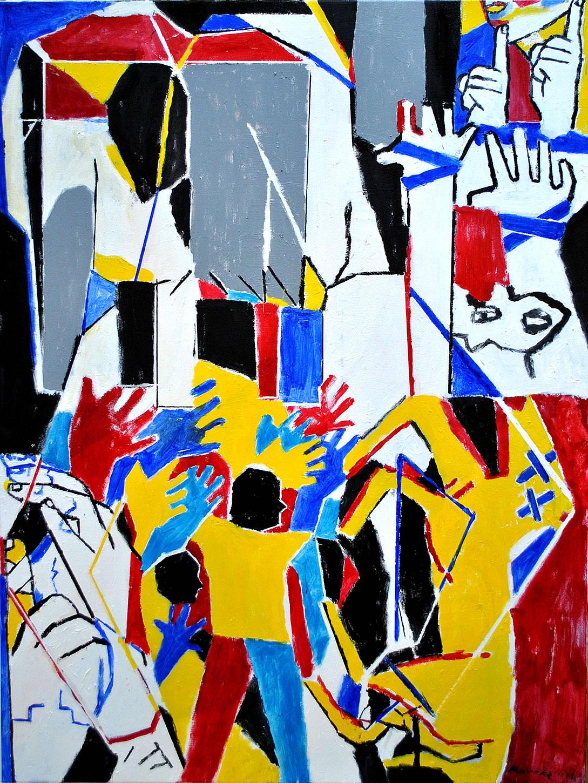 Hidden Hands In Paintings